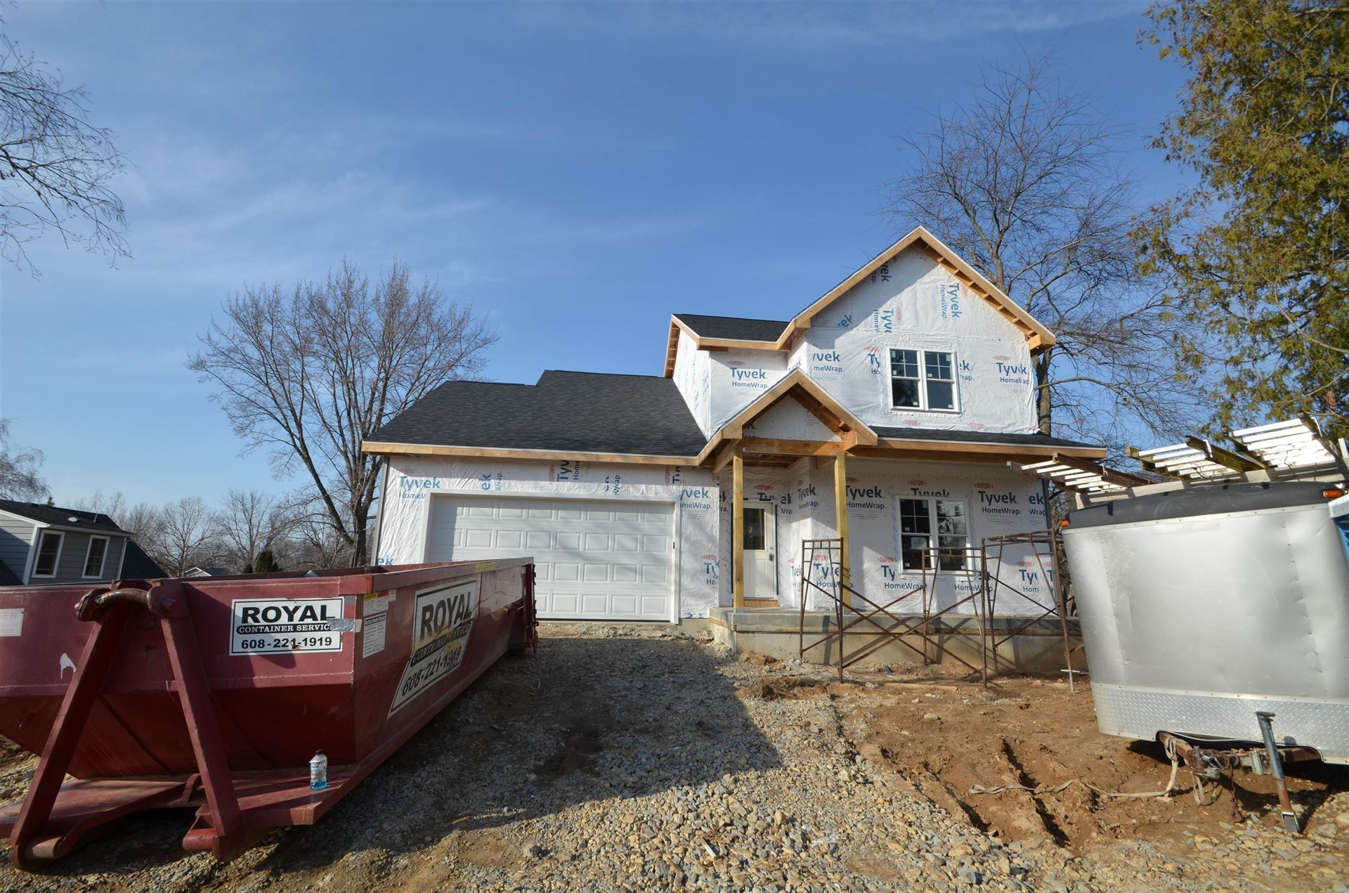 206 Knutson Dr, Madison, WI 53704 - #: 1884052