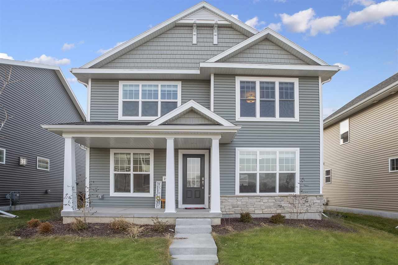 2911 Humes Ln, Fitchburg, WI 53711 - #: 1874053