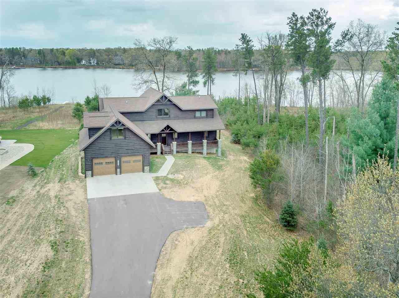 W5453 North Shore Dr, New Lisbon, WI 53950 - MLS#: 1907062