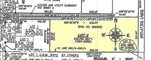 Photo of L2 Corning St, Poynette, WI 53955 (MLS # 1906064)