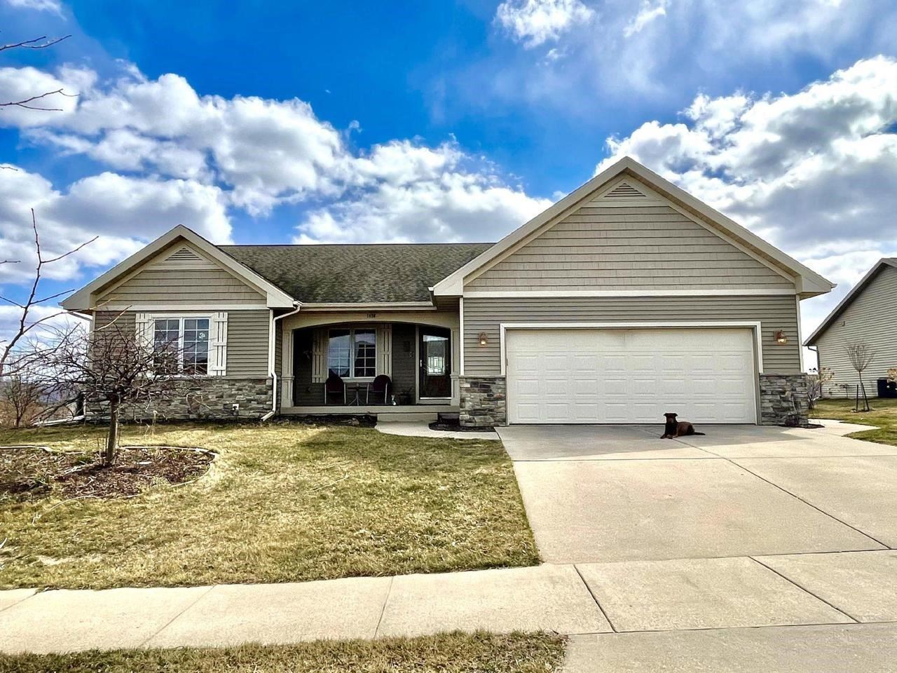 1420 20th St, Baraboo, WI 53913 - #: 374064