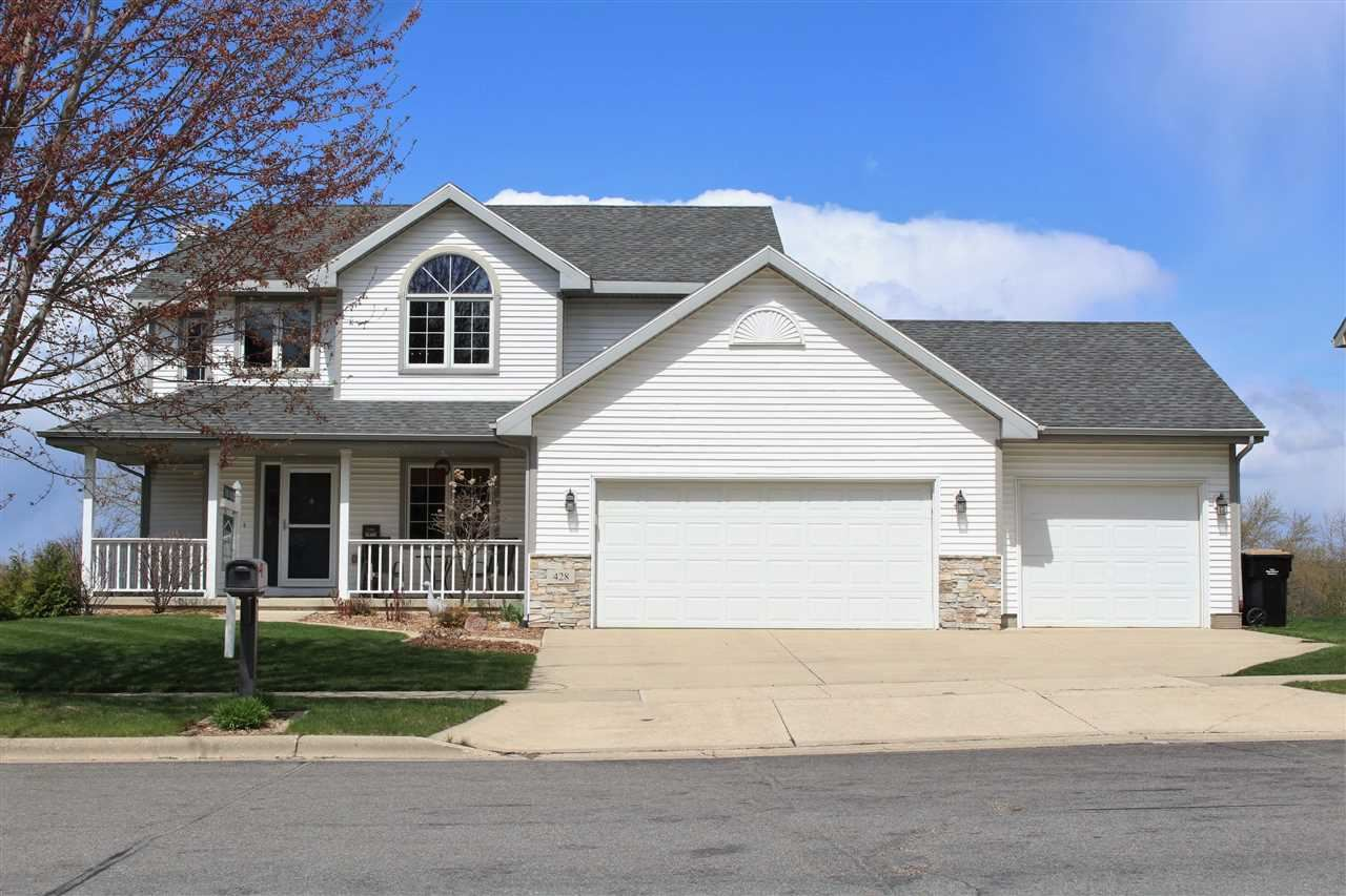 428 Old Indian Tr, De Forest, WI 53532 - #: 1907069