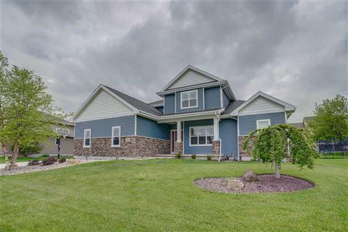 Photo of 650 Prairie Grass Rd, Oregon, WI 53575 (MLS # 1884073)