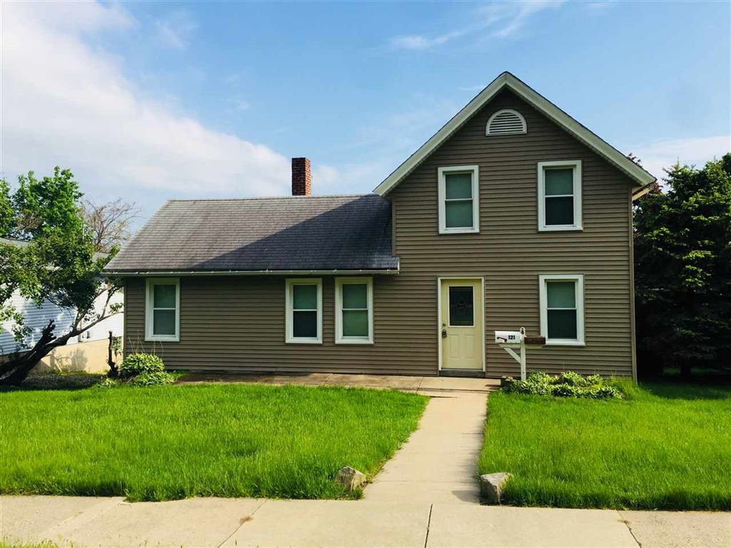 121 9th Ave, Baraboo, WI 53913 - MLS#: 1864079