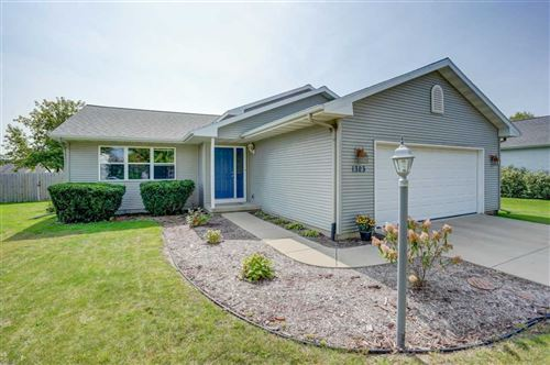 Photo of 1323 Prairie Rose Dr, Sun Prairie, WI 53590 (MLS # 1894083)