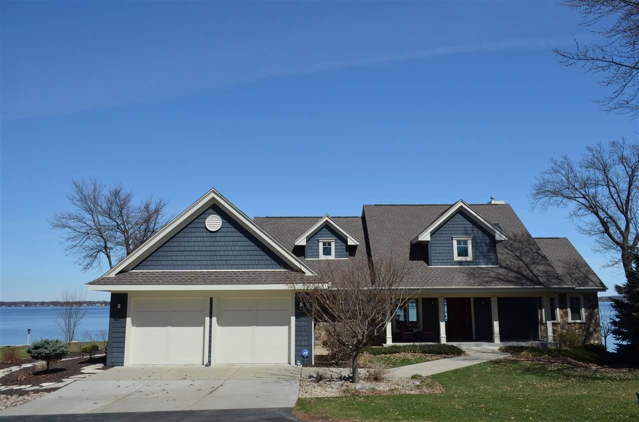 1946 Quam Point Rd, Stoughton, WI 53589 - MLS#: 1847092