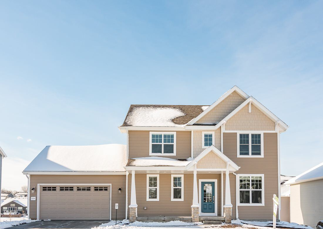 5314 N Peninsula Way, McFarland, WI 53558 - #: 1893094