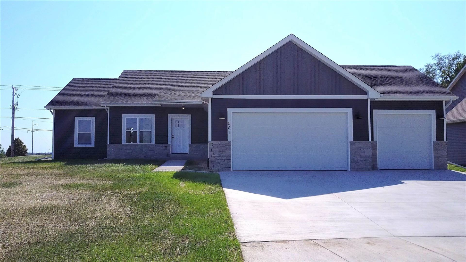 501 Greenway Point Dr, Janesville, WI 53548 - #: 1905097