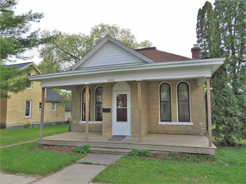 Photo of 420 W Cook St, Portage, WI 53901 (MLS # 1909100)