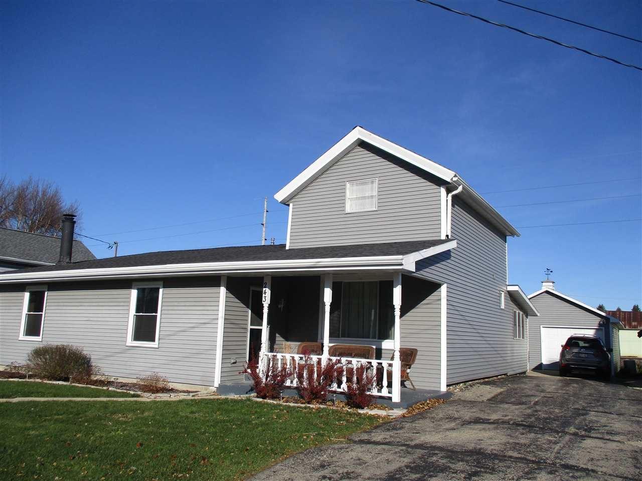 243 Center St, Randolph, WI 53956 - #: 1898100