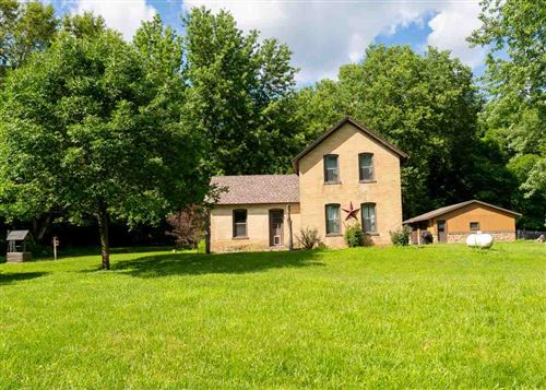 Photo of W10150 County Road X, Portage, WI 53901 (MLS # 1888104)