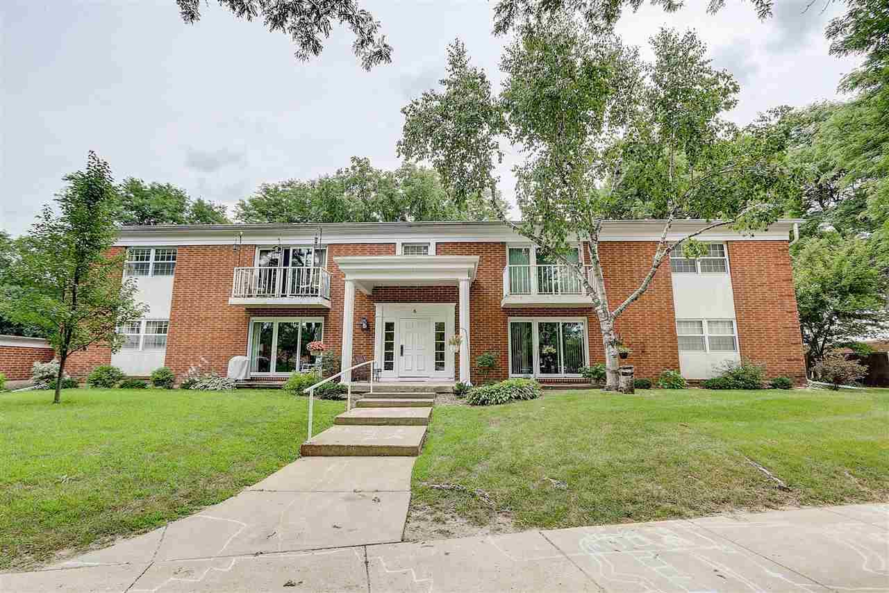6 Heritage Cir #8, Madison, WI 53711 - #: 1889105