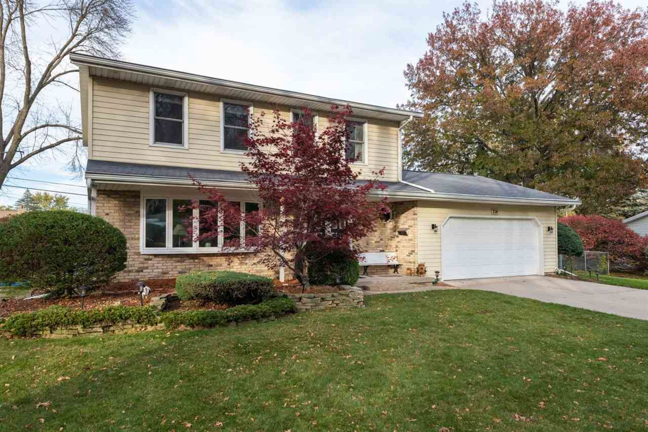 714 Delladonna Way, Madison, WI 53704 - #: 1896106