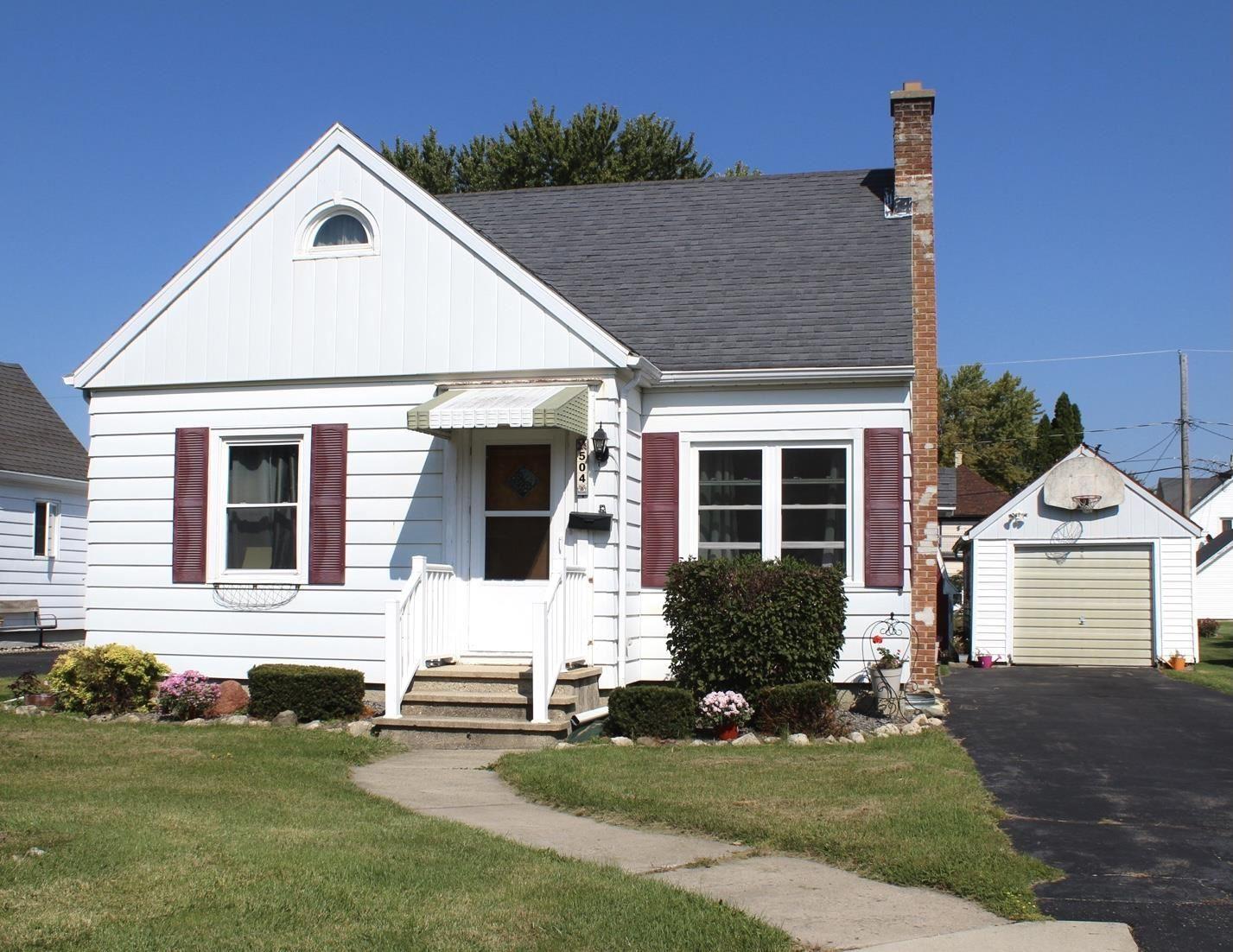 504 W Jefferson St, Waupun, WI 53963 - #: 1920108