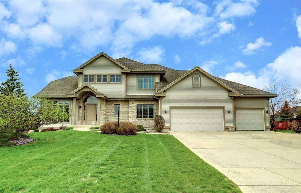 5888 Persimmon Dr, Fitchburg, WI 53711 - #: 1907116