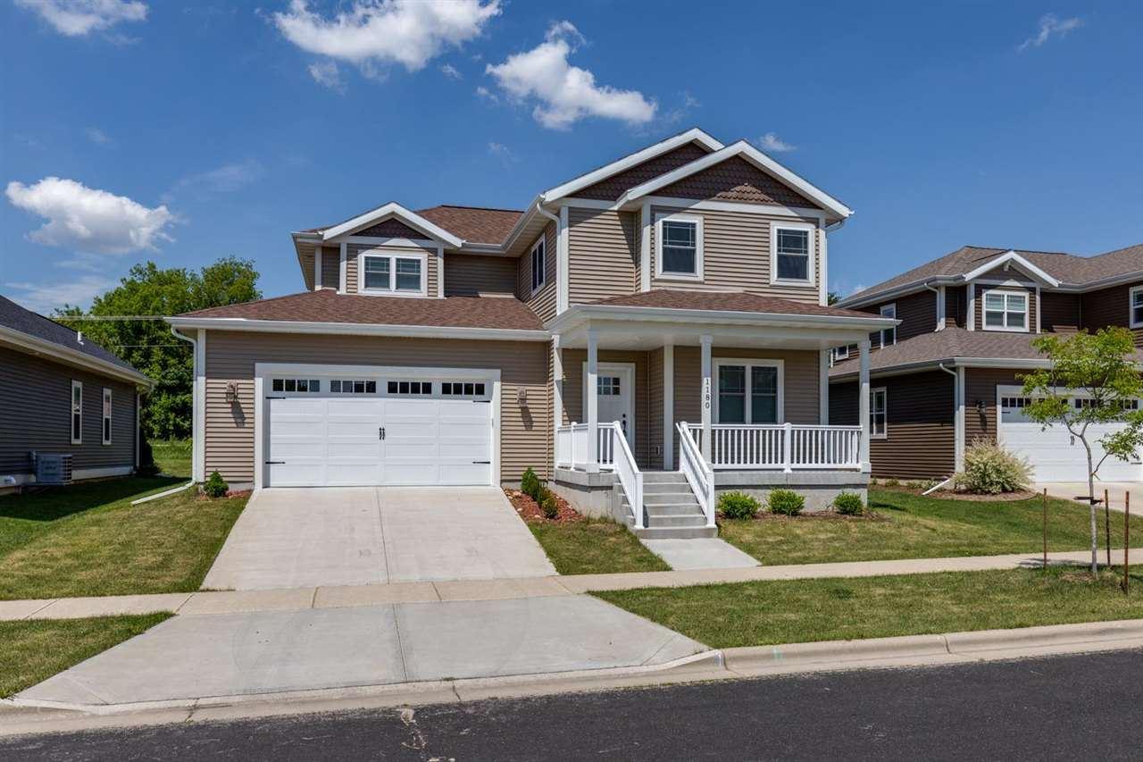 1180 Fairhaven Rd, Sun Prairie, WI 53590 - #: 1910117