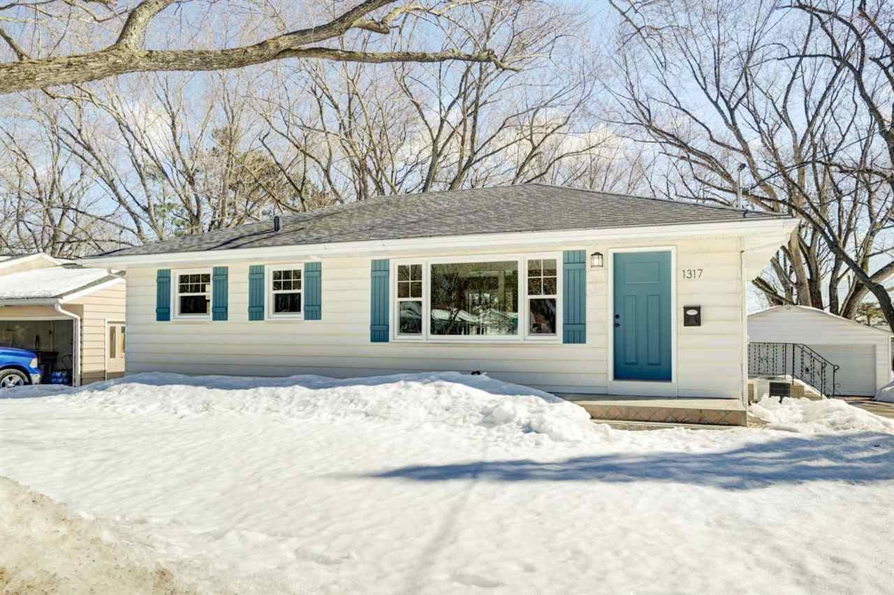 1317 Reetz Rd, Madison, WI 53711 - MLS#: 1903119