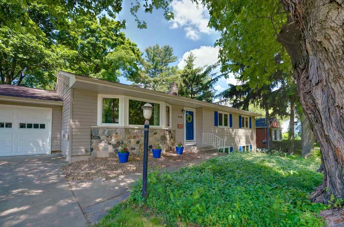 446 Hilltop Dr, Madison, WI 53711-1212 - #: 1886123