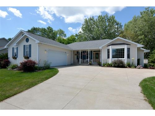 Photo of 107 Lazy Lake Dr, Fall River, WI 53932 (MLS # 1888124)