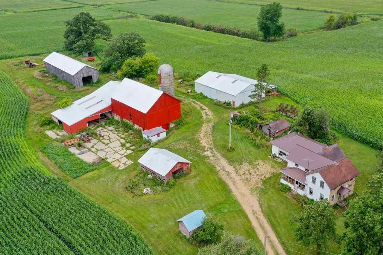 7431 Norway Rd, De Forest, WI 53532 - #: 1917124