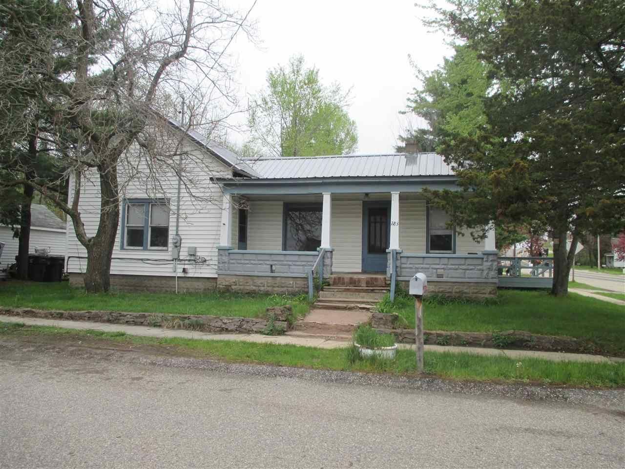 283 Clay St, Montello, WI 53949 - #: 1908125