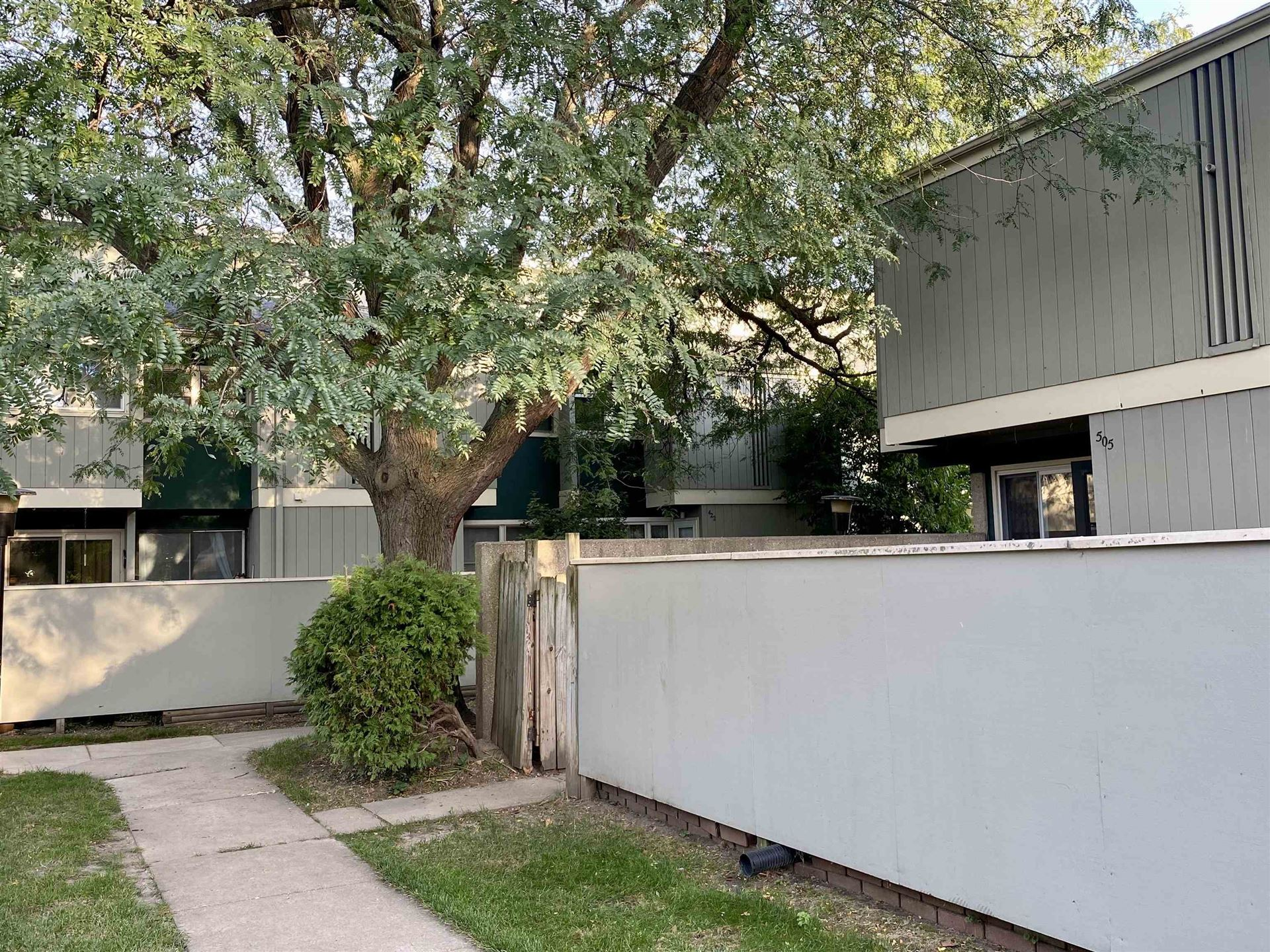 505 East Bluff, Madison, WI 53704 - #: 1921126