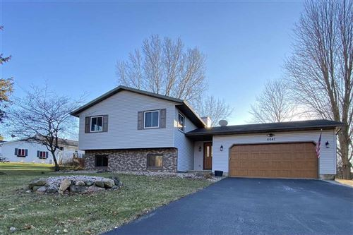 Photo of 6641 Glenview Rd, DeForest, WI 53532 (MLS # 1899136)
