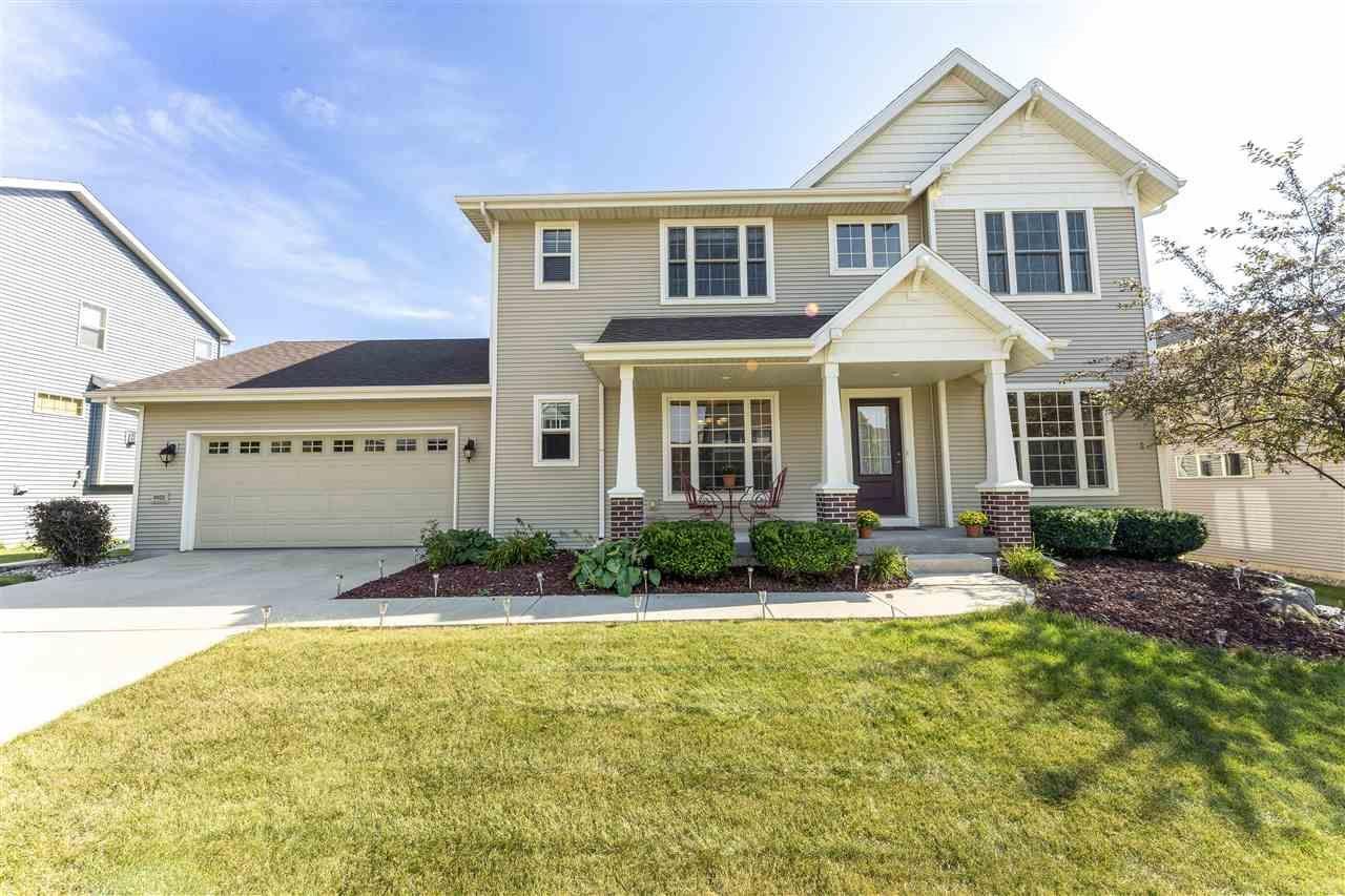 9025 Pine Hollow Pl, Verona, WI 53593 - MLS#: 1891143