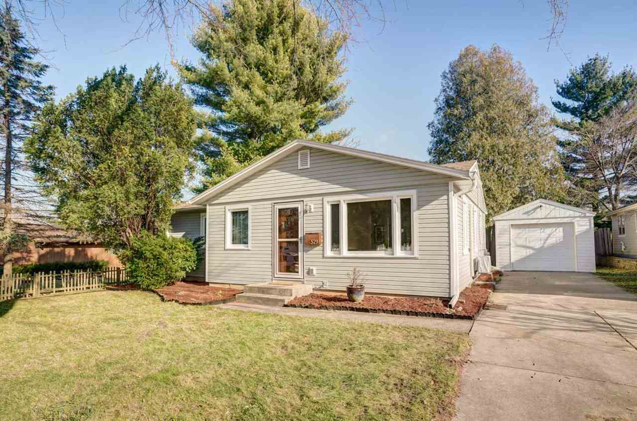 529 Orchard Drive, Madison, WI 53711 - #: 1898144