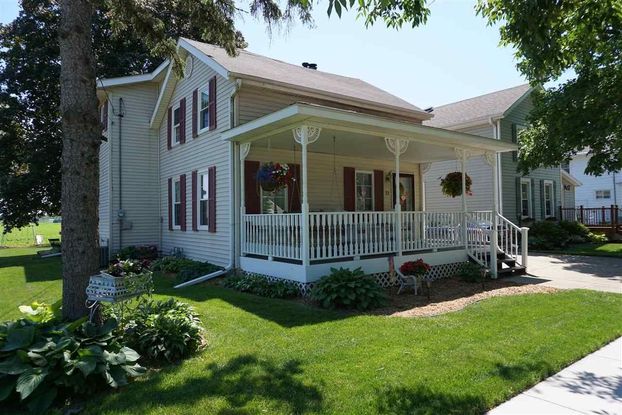 22 N Janesville St, Milton, WI 53563 - MLS#: 1893154