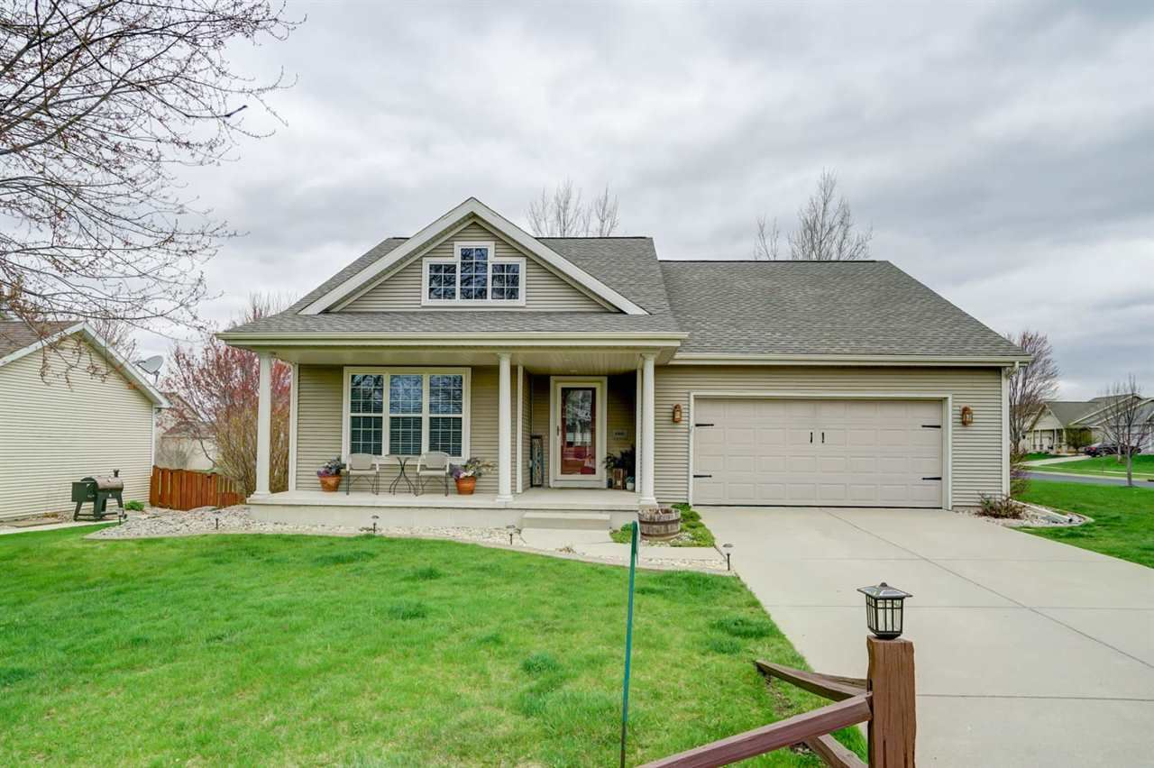 6945 Old Amsterdam Way, De Forest, WI 53532 - #: 1901154