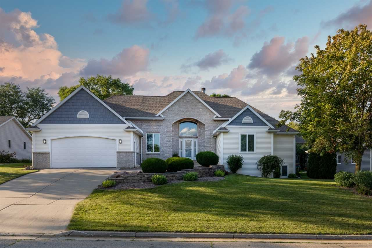 3507 Cricketeer Dr, Janesville, WI 53546 - #: 1889155