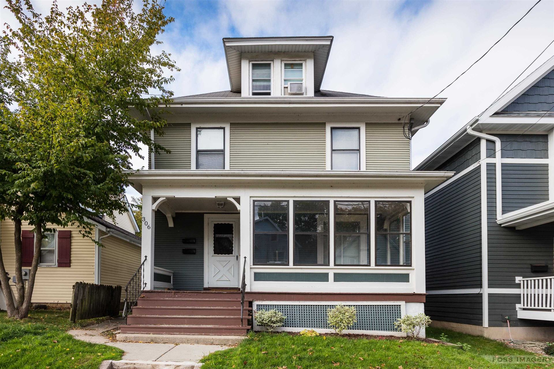 306 S Baldwin St, Madison, WI 53703 - #: 1920166