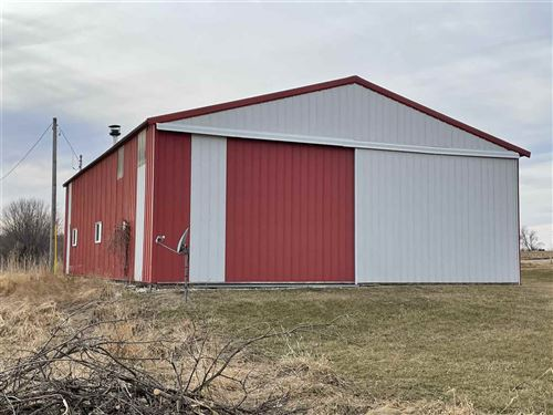 Photo of N9778 County Road H, Cambria, WI 53923 (MLS # 1904167)