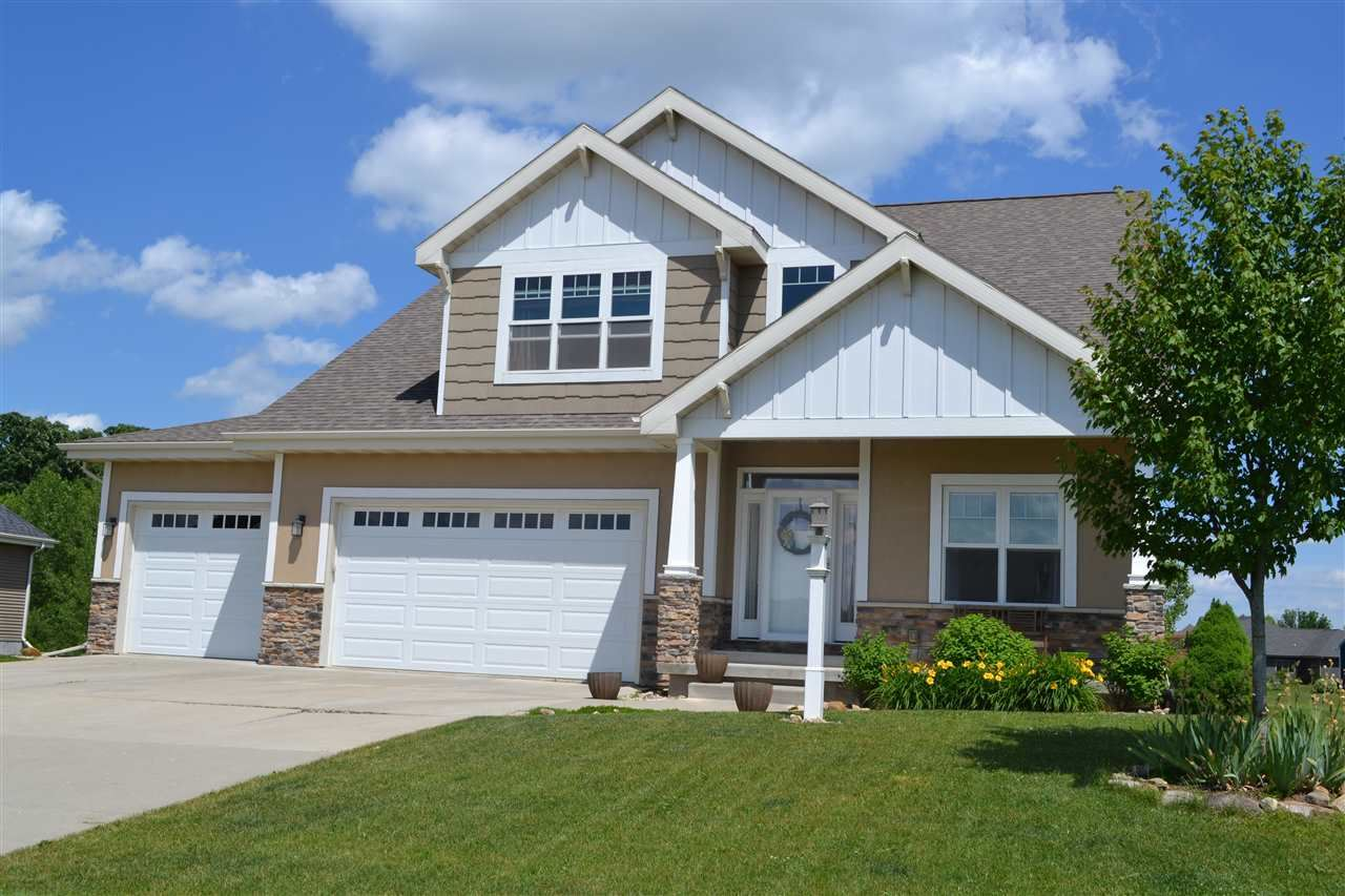 810 Alpine Pky, Oregon, WI 53575 - #: 1887167