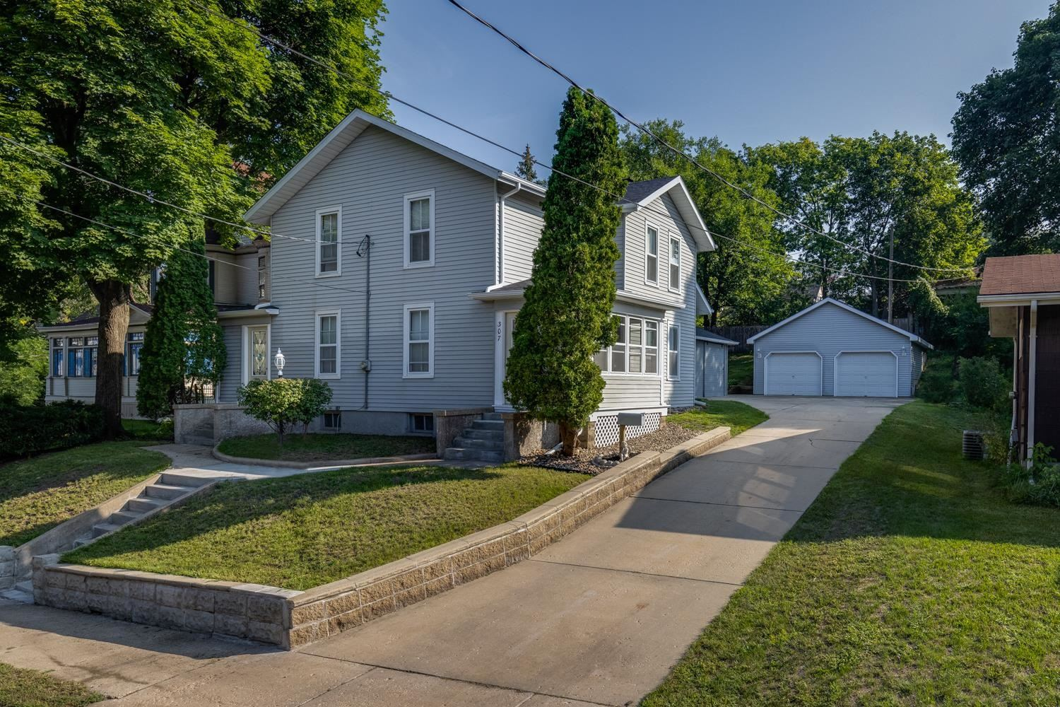 307 S Division St, Janesville, WI 53545 - #: 1918170