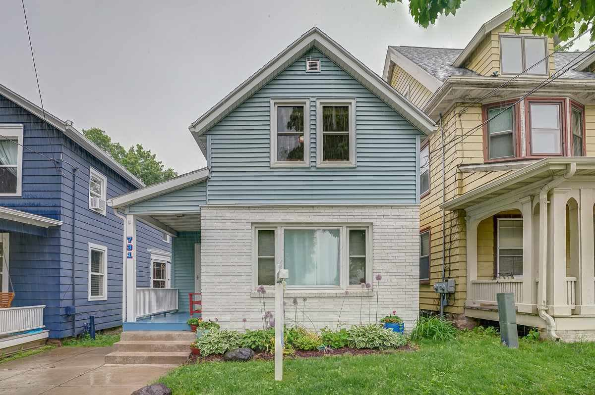 731 E GORHAM ST, Madison, WI 53703 - #: 1884171