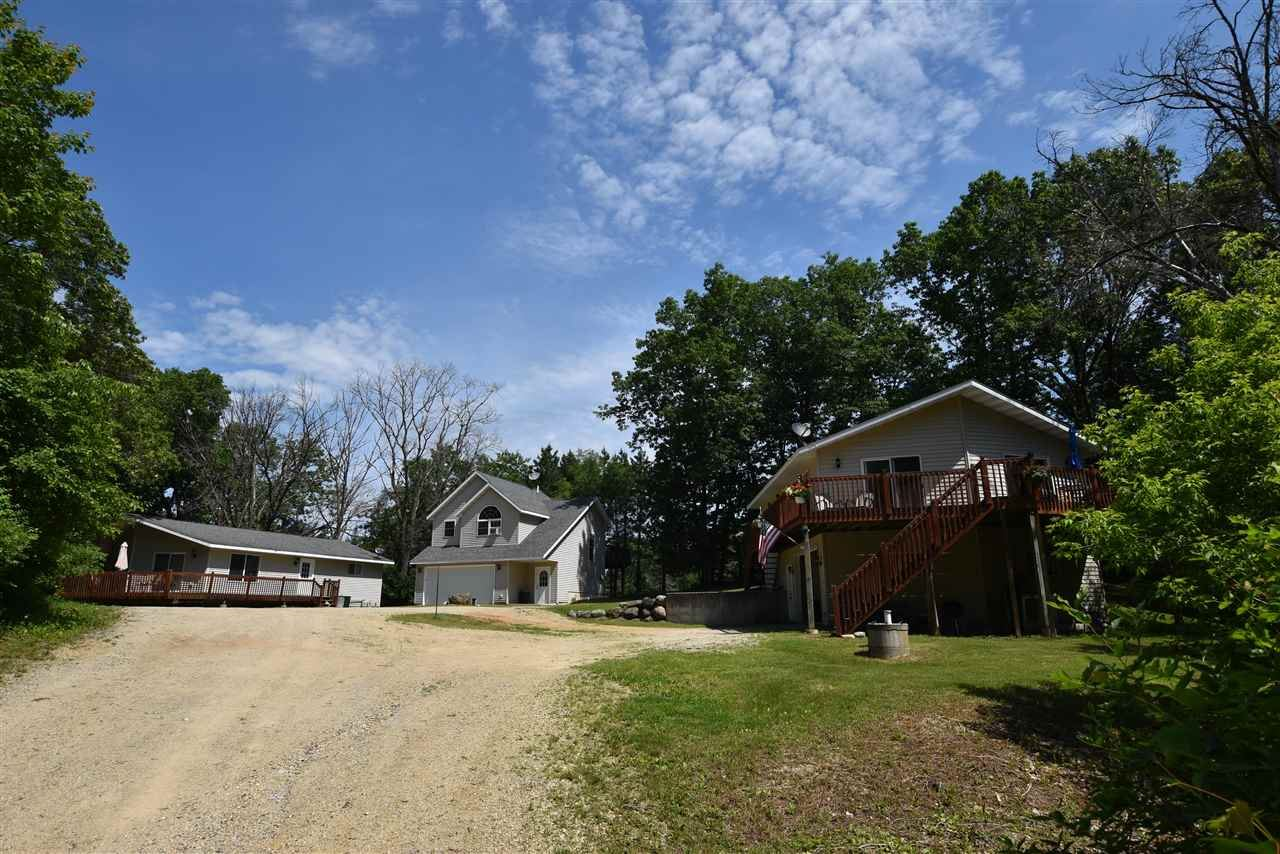 W1642 Country Club Dr, Montello, WI 53949 - #: 1887180