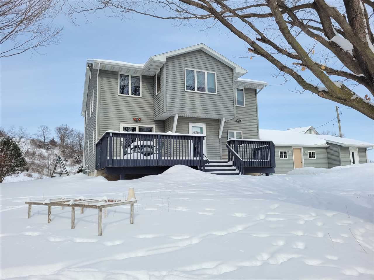 5487 County Road P, Cross Plains, WI 53528 - #: 1902194