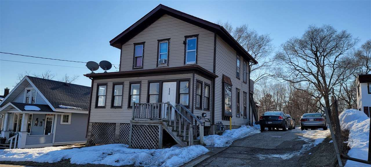 606 Center Ave., Janesville, WI 53545 - MLS#: 1903199