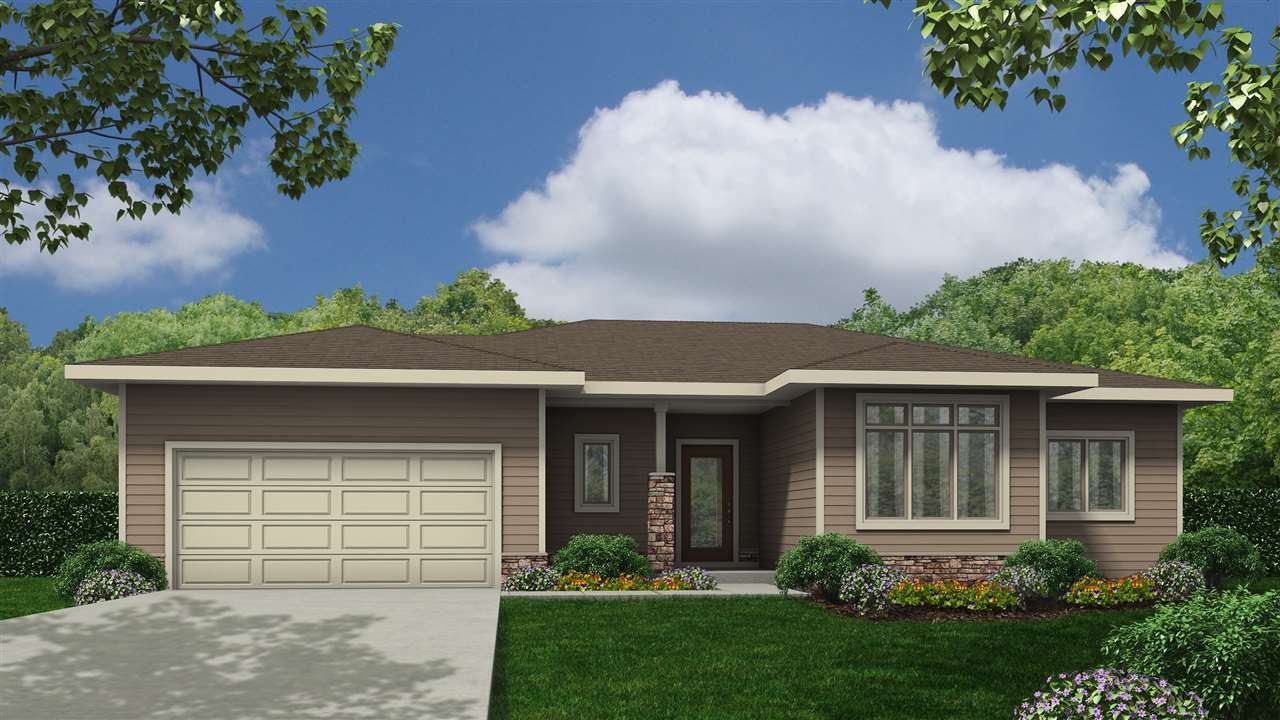 Photo for 4978 Silo Prairie Dr, Waunakee, WI 53597 (MLS # 1906206)
