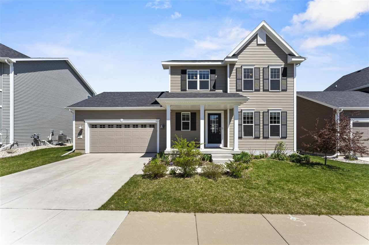 215 Breezy Grass Way, Madison, WI 53718 - #: 1908208