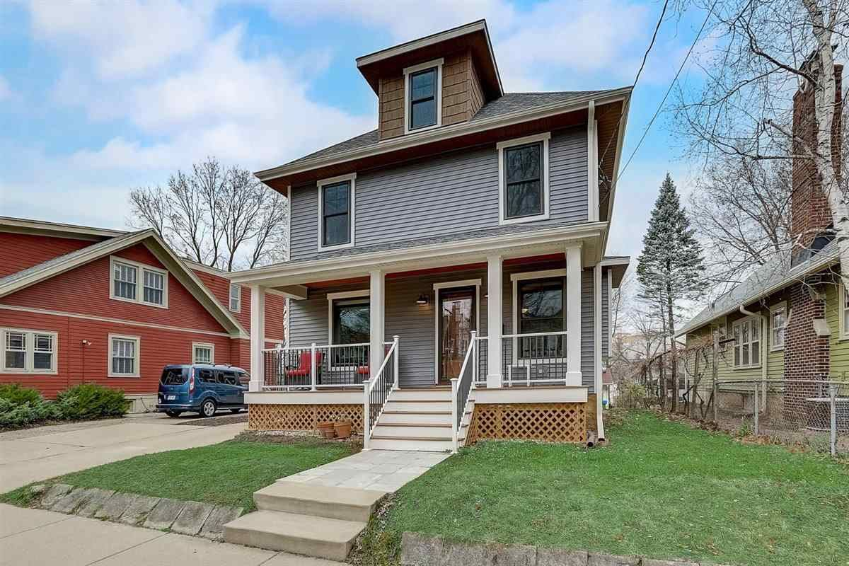 2614 Kendall Ave, Madison, WI 53705 - #: 1898209