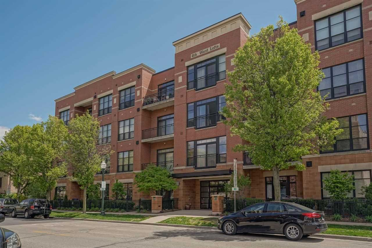615 W Main St #310, Madison, WI 53703 - #: 1909210
