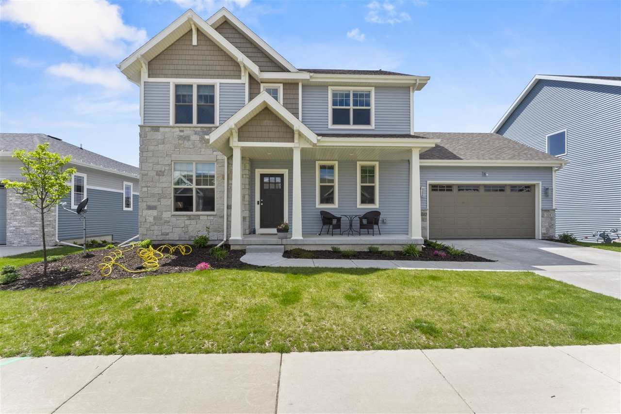 328 Venus Way, Madison, WI 53718 - #: 1908217