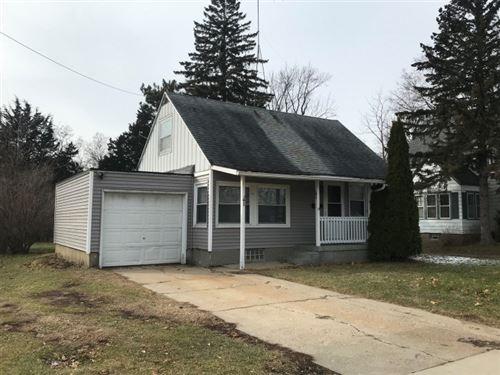 Photo of 1122 W Wisconsin St, Portage, WI 53901 (MLS # 1907219)