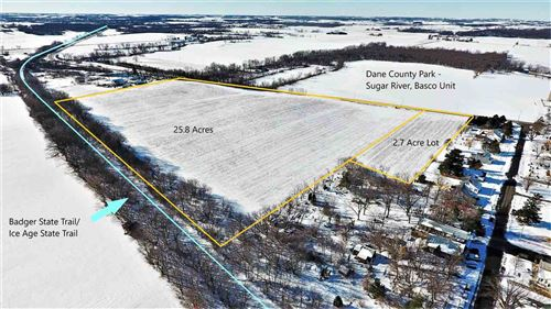 Tiny photo for 2.7 Acres Hwy 69, Belleville, WI 53508 (MLS # 1901220)
