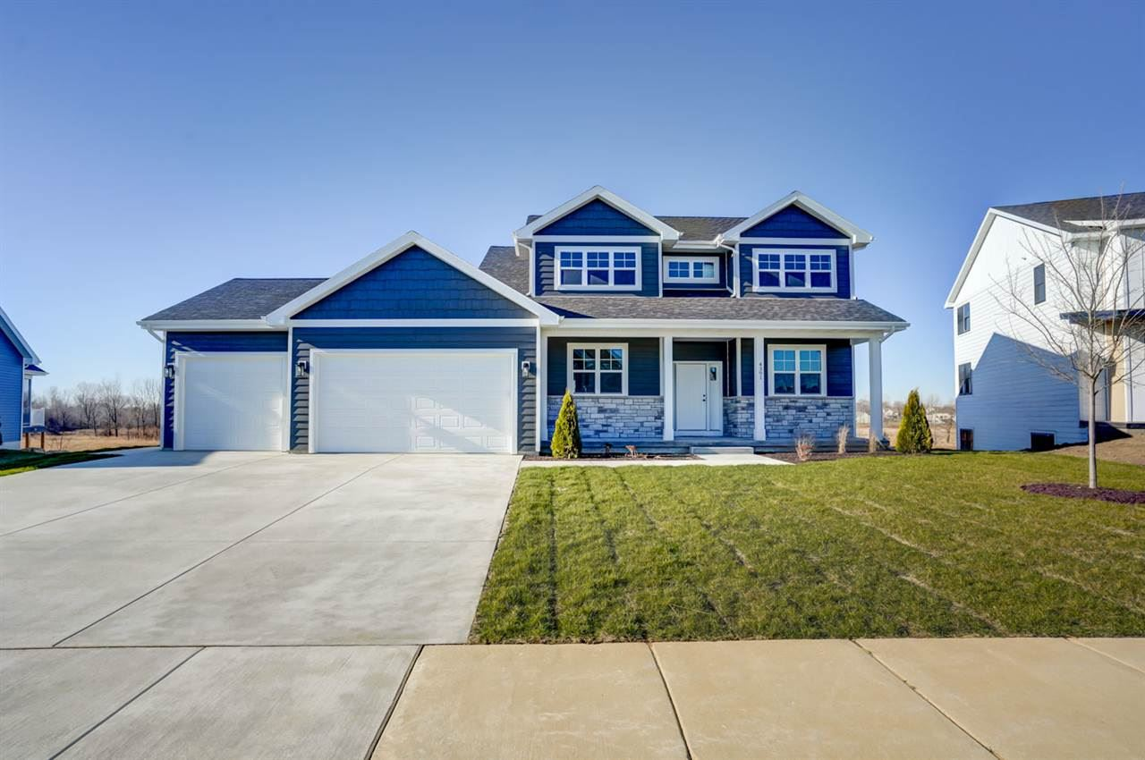 4391 Eagle Ridge Ln, Windsor, WI 53598 - #: 1888221