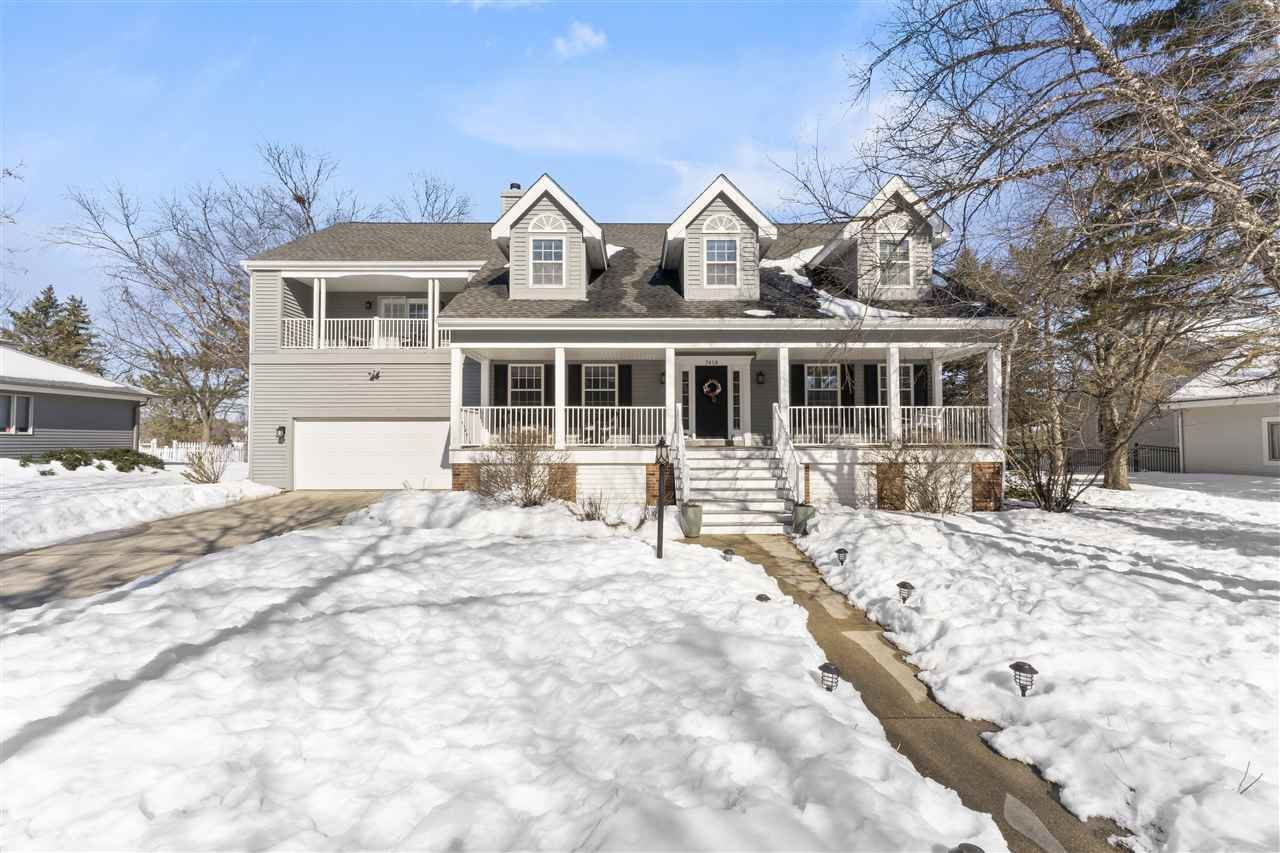 7418 New Washburn Way, Madison, WI 53719 - #: 1903222