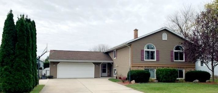 2828 Manchester Dr, Janesville, WI 53545 - #: 1896224